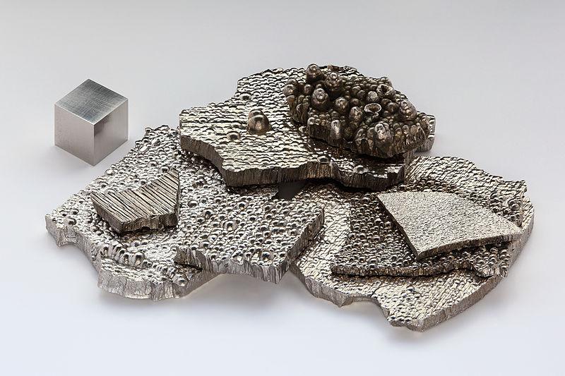 aleaciones de cobalto